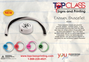 Promotional-item-eraser-bracelet-back-to-school
